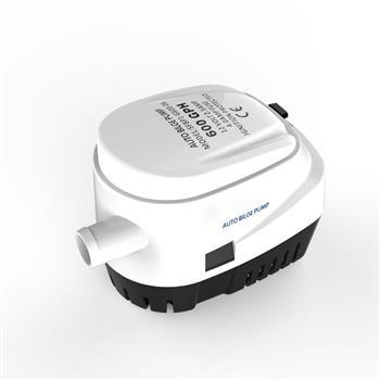 06 Series 600GPH Seaflo Bilge Pump Water Pump SFBP1-G600-06 White & Black