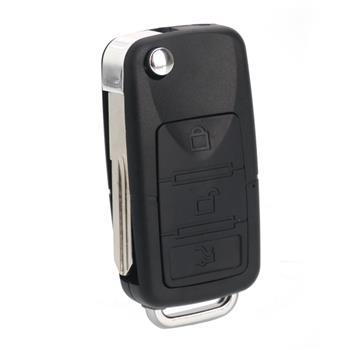 S818 720*480 High-definition Camera Key Black