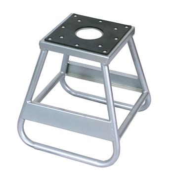 Motorcycle Motocross Dirt Bike Panel Stand Silver