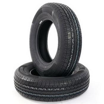 *2* NEW ST20575R15 8 PLY Trailer Tires 75R15 R15 75R 205 75 15