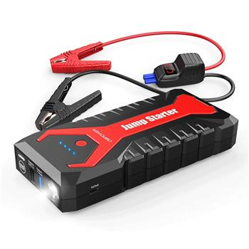 DBPOWER 2000A 20800mAh Portable Car Jump Starter (up to 8.0L Gas/6.5L Diesel Engines) Auto Battery Booster Pack  (The product has a risk of infringement on the Amazon platform)
