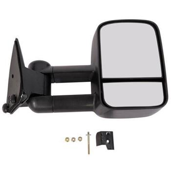 Pair Set For 88-98 Chevy C/K 1500 2500 92-99 GMC Yukon Towing Manual Mirrors