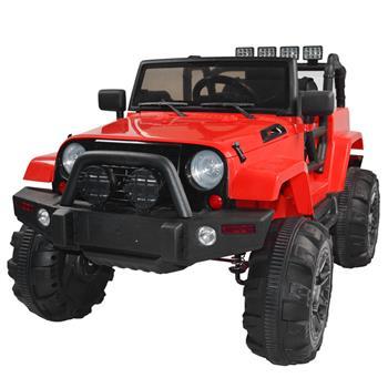 [US-W]  12V Kids Ride On Car SUV MP3 RC Remote Control LED Lights