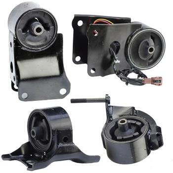 Engine Motor Mounts & Auto Trans. Mount 4Pcs Set for Nissan Maxima 3.0L