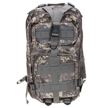3P The Rucksack March Outdoor Tactical Backpack Shoulders Bag ACU Camouflage