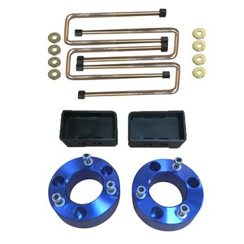 """A Set of Leveling Lift Kit for 2004-2008 FORD F150 Full 3"""" Front   1.5"""" Rear 4WD"""