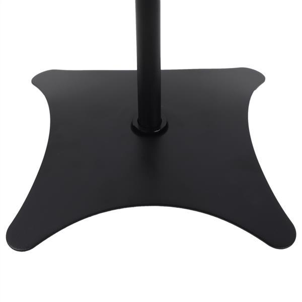 Universal Surround Sound Speaker Stands Set Of 2 Satellite Speaker