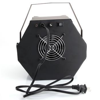 25W Mini Bubble Machine for Wedding / Bar / Stage Black