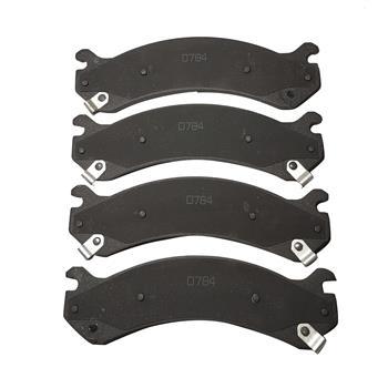 1 Set /4 Front 7652-d784 Ceramic Brake Pads