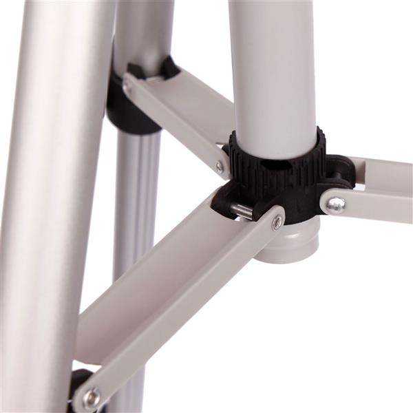 WEIFENG WT3110A Professional Flexible Aluminum Tripod Black