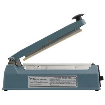 "16"" 600W Portable Manual Sealing Machine Light Blue US Standard"