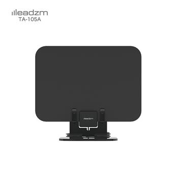 Leadzm TA-105A Indoor Digital TV HDTV Antenna Amplifier UHF/VHF/1080p 4K with stand