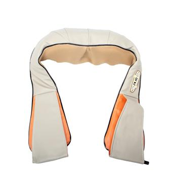 Household Shoulder and Neck Massage Cape Electric Shoulder Massager Khaki