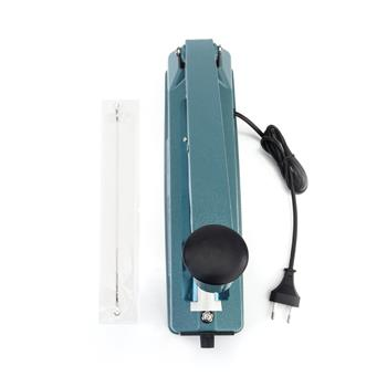 FS-200 300W Portable Manual Sealing Machine (US Standard) Blue