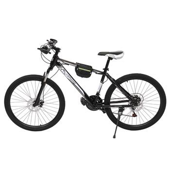[Camping Survivals] 26-Inch 21-Speed Olympic Mountain Bike Black And White (Do not sell on Amzaon)