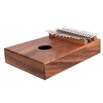 Kasch 17 Key Kalimba with Tuning Hammer & Tone Stickers & Manual & Velvet Bag & Stickers