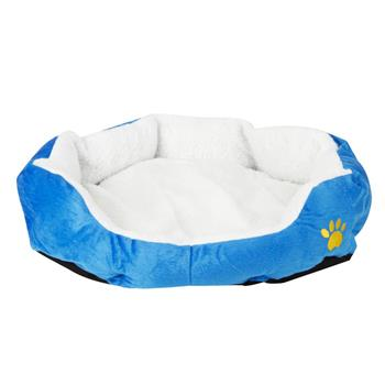 Cotton Pet Warm Waterloo with Pad Sky Blue S Size