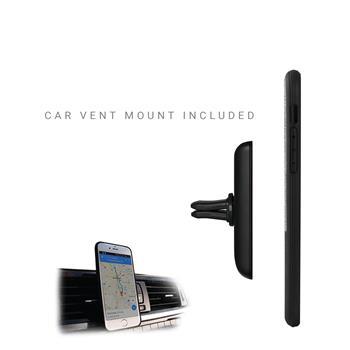 Ban on Amazon platform salesEvutec Case iPhone 11 Pro Max case Northill, Canvas/Black with AFIX (with car vent mount)