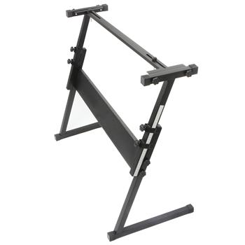 [Do Not Sell on Amazon]Glarry Z-Shape Adjustable Electric Piano Rack Stand