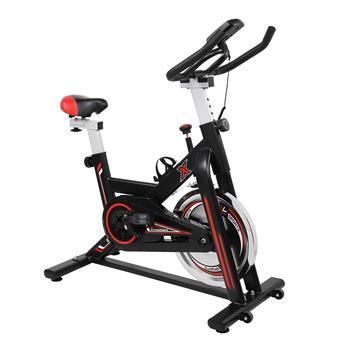 Home Exercise Bike Black