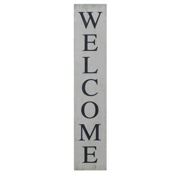 19*2*101.5cm Artisasset Rectangular Wood Wall Sign