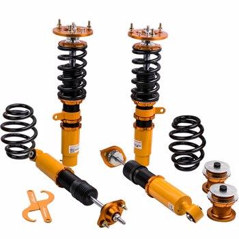 Coilover Kits for BMW E46 3 Series 328 320 M3 24 Ways Adjustable Damper Struts
