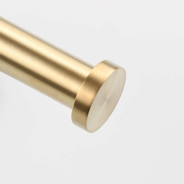 Stainless Steel Toilet Paper HolderAdhesive Tissue Paper Roll Holderfor Bathroom Brushed Gold