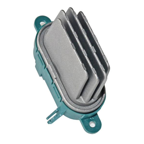 HVAC Blower Motor Resistor Rear for VW Multivan V Sharan Amarok Q7 2002-2015 7L0907521A