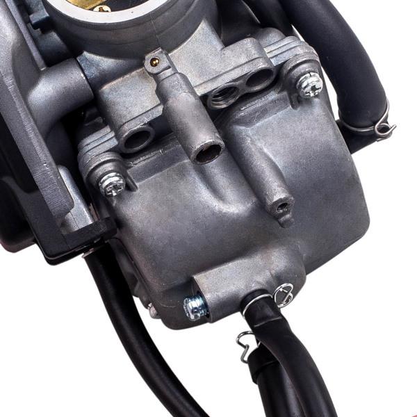 Carburetor carb for Arctic Cat ATV 250 300 2x4 4x4 2001 2005 Red Green 0470-448