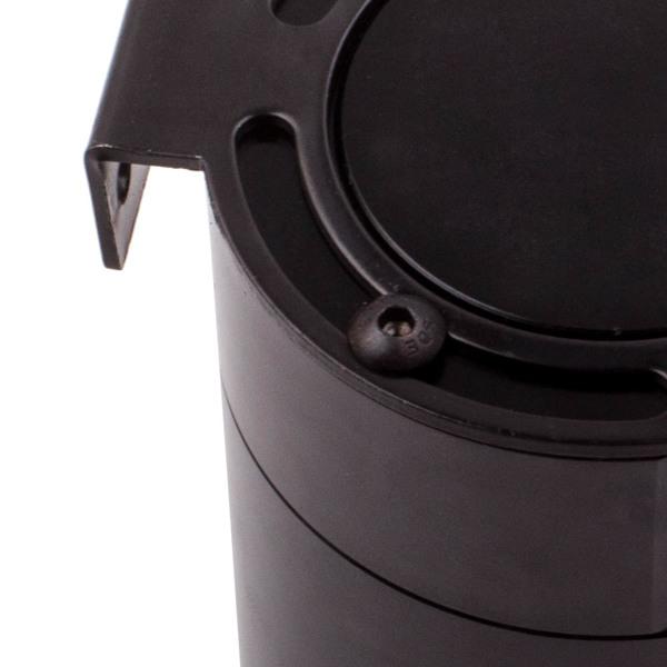 Universal Racing Baffled 3-Port Oil Catch Can/Tank/Reservoir Air-Oil Separator