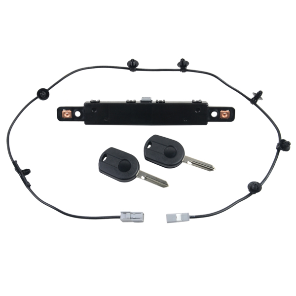 Remote Start Switch Kit 2 Keys for Ford F-150 FX2 FX4 BC3Z19G364A 2011-2014