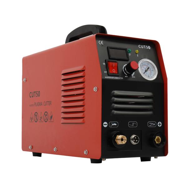 110.00V CUT50 Plasma Cutter Welding Machine Red