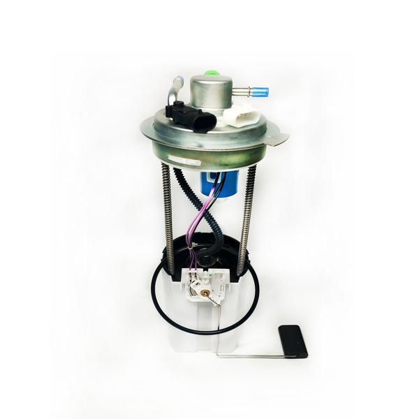 Fuel Gas Pump & Sending Unit Module for 04-07 Silverado Sierra Pickup Truck 2 year warranty OE 15601136