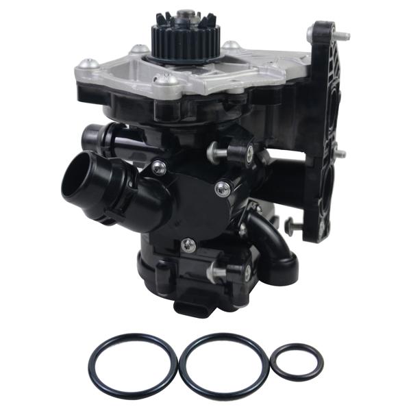 Thermostat + Water Pump for VW Jetta GLI GTI Passat Audi A4 A6 2012-2021 06L121111J