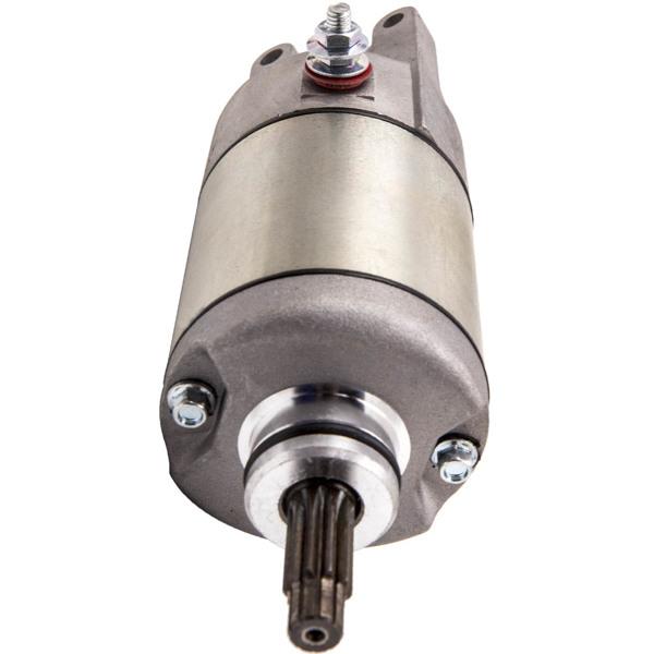 Starter Motor & Relay Solenoid for Honda TRX300 300FW Fourtrax 1988 -2000 & ATC250 250 TRX250 1987 ATV #31200-HA0-773