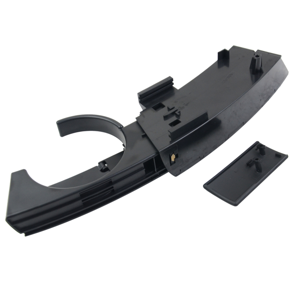 Front Right Dashboard Cup Holder Compatible with BMW Z4 E85 E86 03-08 51457070324 Black