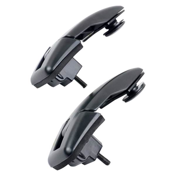 2X Liftgate Window Glass Hinges Rear Right Left for Mazda Tribute L4 2001-2006 ECY1-62-2AXA