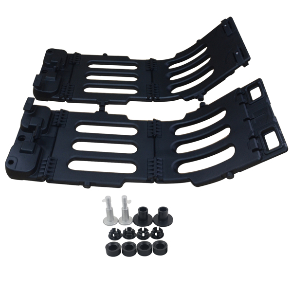 Stowable Bed Extender Kit Black for Fo-rd F-150 F150 Cab Pickup Part# FL3Z99286A40C FL3Z-99286A40-C 2015 2016 2017 2018 2019 2020