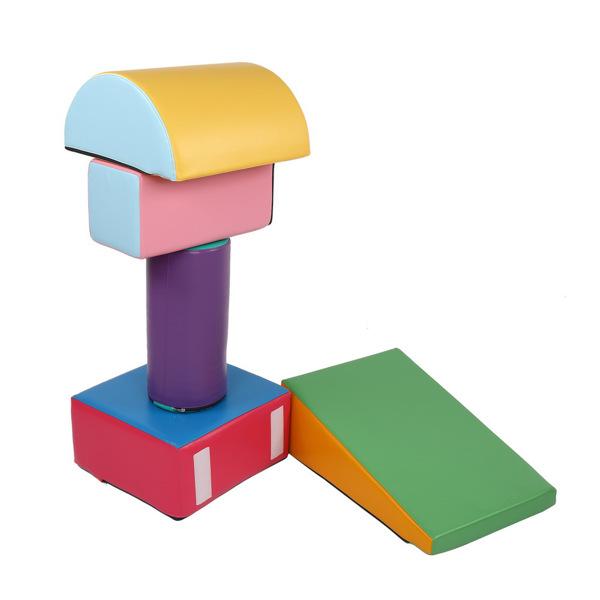 Children's Sense Integration Five In One Color Series