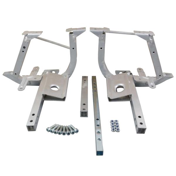 Lower Radiator Core Support Skid Bar Plate 15916658 20939829 For Chevrolet Corvette C6 2005-2013