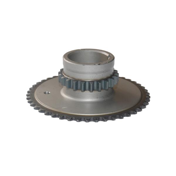 Engine Timing Crankshaft Gear 2710301163 For Mercedes-Benz C/CLC/CLK/E/SLK-Class W204 S204 W212 S212 2002-2014