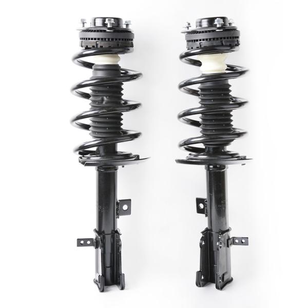 Shocks & Struts Quick-Strut 172510,172509 Strut and Coil Spring Assembly