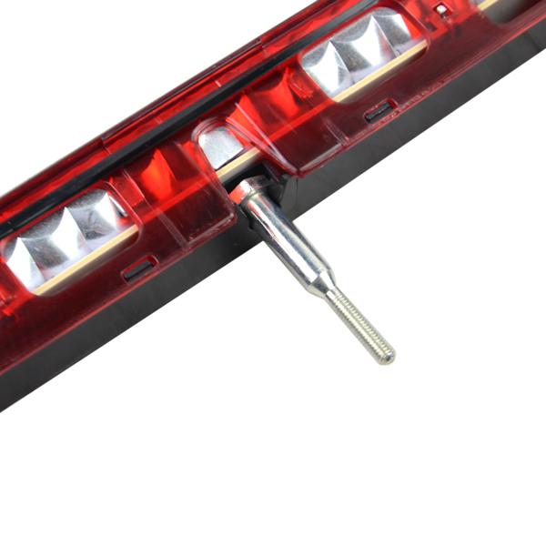 Red High Mount 3rd Rear Stop Brake Light 63256917378 For Z4 E85, Z4 2.0i, Roadster, N46, EUR, (BZ11) 2.5si, Roadster, N52, EUR