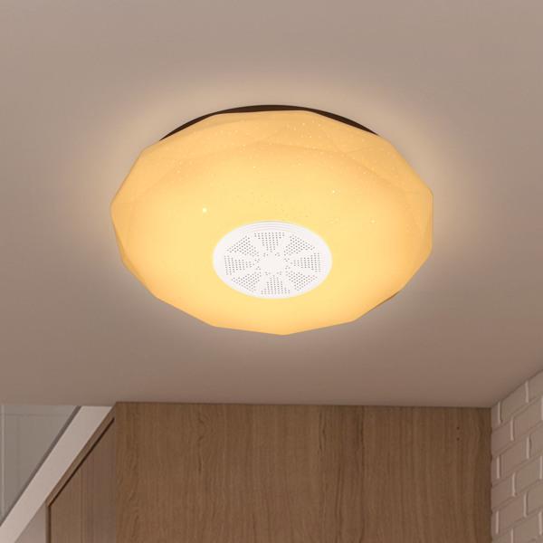 Music Ceiling Light