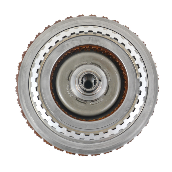 6T40E Transmission 3-5 Reverse Double Drum Kit 4-5-6 Clutch Fully Loaded for Chevy Cruze Equinox Trax Malibu GMC Terrain