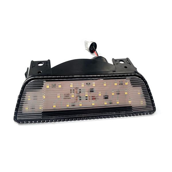 Fit Nissan X-trail Rogue 2008-2013 Rear Bumper Reflector LED Rear Fog Light Lamp