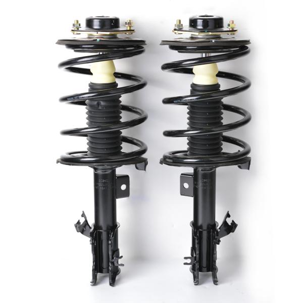 Shocks & Struts Quick-Strut 172241,172240 Strut and Coil Spring Assembly