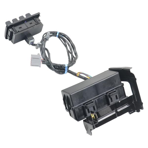 Auxiliary Dash Upfitter Switch AL3Z13D730AA for Ford 2011-2016 Ford F-250 F-350 F-450 F-550 Super Duty BC3Z14A303B