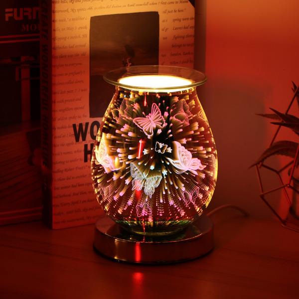 3D Star Aromatherapy Lamp