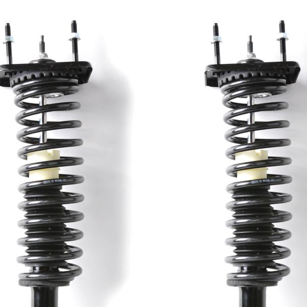 Shocks & Struts Quick-Strut 271282 Strut and Coil Spring Assembly